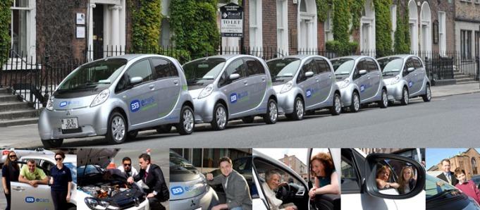Win a test drive in an e-Car